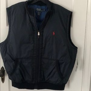 Polo Ralph Lauren Down Vest - WITH TAG